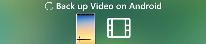 Sauvegarde vidéo sur Android