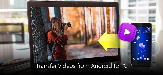 Übertragen Sie Videos von Android auf den Computer