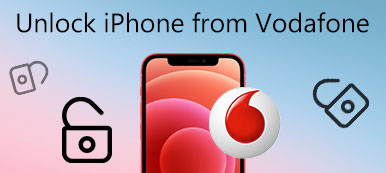 Unlock iPhone from Vodafone