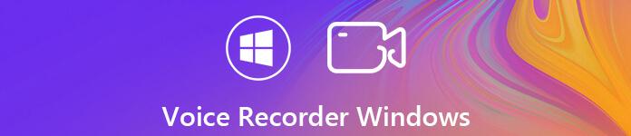 Sprachrekorder Windows