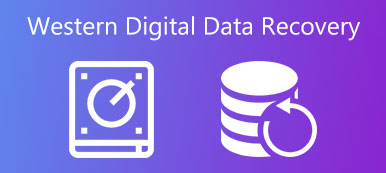 Recover Data from Western Digital Hard Drive