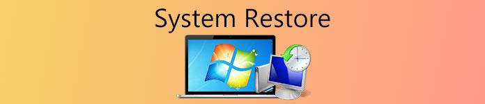システムの復元