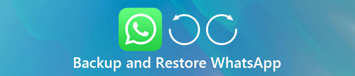 WhatsAppのバックアップと復元