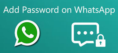Add Password on WhatsApp