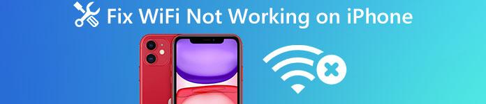iPhoneでWi-Fiが機能しない