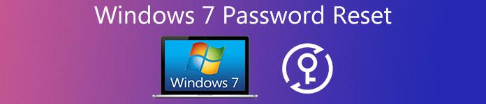 Windows 7パスワードリセット