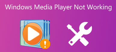 Windows Media Player ne fonctionne pas