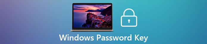 Clé de mot de passe Windows