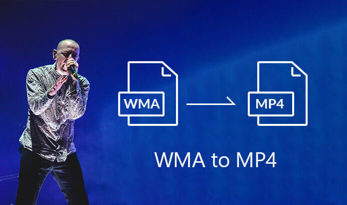 WMA to MP4