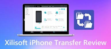 Examen du transfert d'iPhone Xilisoft