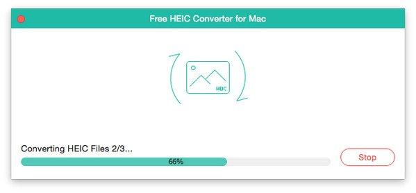Konvertieren Sie Heic auf dem Mac