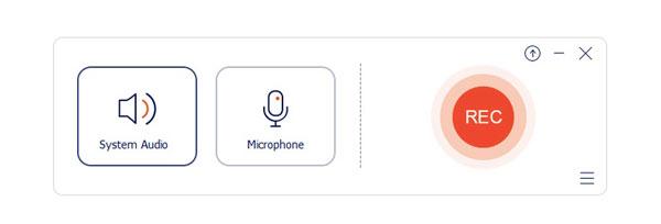 Apeaksoft Kostenloser Online-Audiorecorder