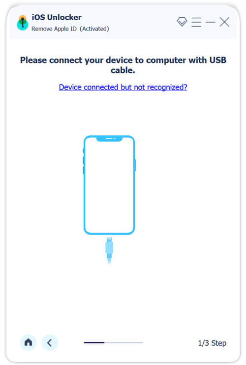Connect iPhone