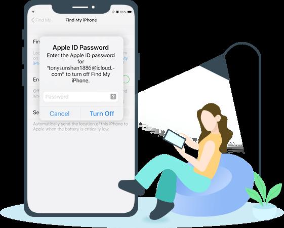 Apple ID vergessen