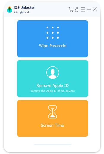 Wählen Sie Apple ID entfernen