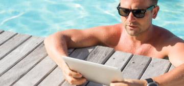 Übertragen Sie Fotos vom iPad auf das iPad