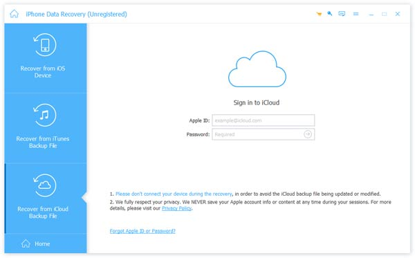 How to View/Check iCloud Backups