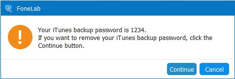 Set iTunes Password