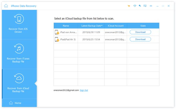 Get Easiest Way to Restore Messages from iCloud Selectively