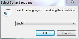 Wähle eine Sprache
