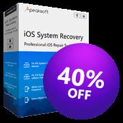 iOS Systemwiederherstellung