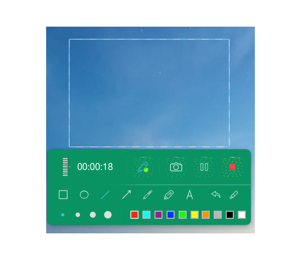Apeaksoft Screen Recorder for Mac 1.0.8 破解版 – 屏幕录像工具-爱情守望者