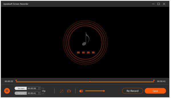 Pré-écoute audio