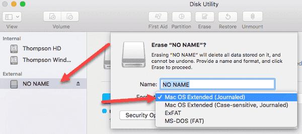 Ajouter un disque dur