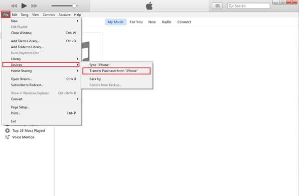 Film zu iTunes hinzufügen