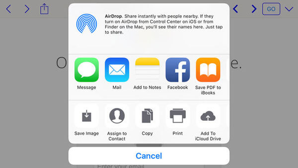 How To Share Ibooks Pdf Amp Epub With Airdrop Between