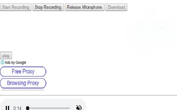 Audio-Diktiergerät