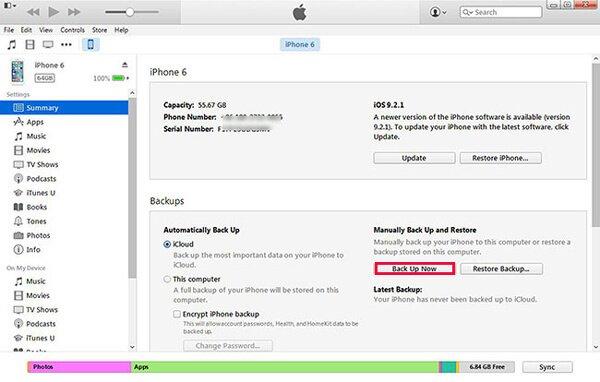 Übertragen Sie Videos vom iPhone auf den Mac über iTunes