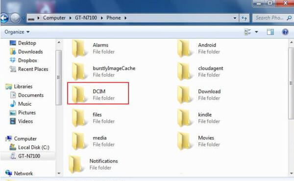 Backup-Android-Fotos-zu-PC-USB-Kabel