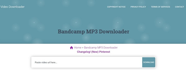 Bandcamp MP3-Downloader