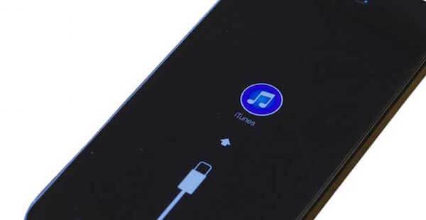 iPhone 7で回復モードで起動します