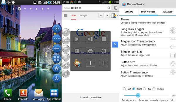 Button Savior (Root V S  Non Root) and How to Use Button Savior