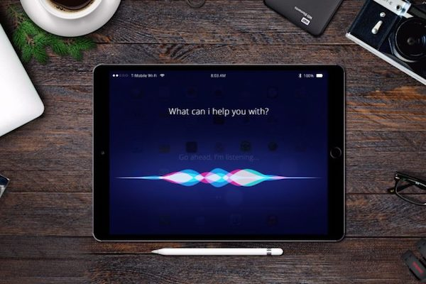 Bypass iPad Passcode With Siri