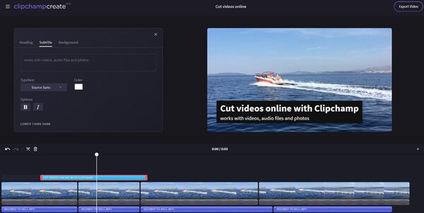 Clipchamp Online-Webcam-Recorder