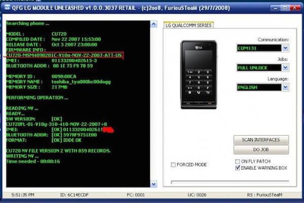 How to Unlock LG Phone