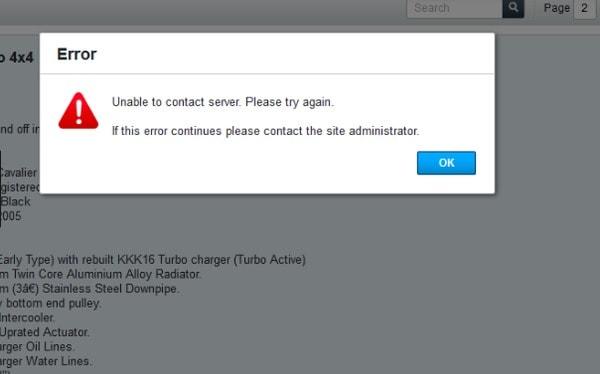 How to Fix 503 Service Unavailable Error