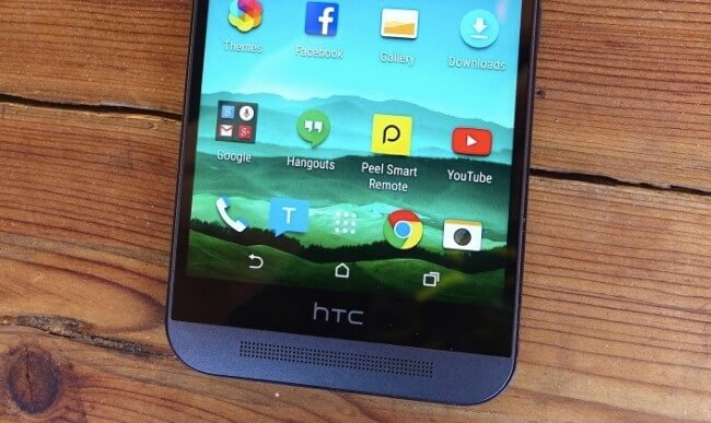 Delete All Recent Calls on HTC
