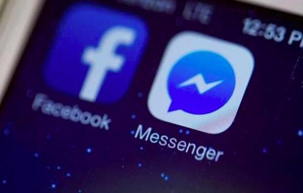 Messenger APPを削除します。
