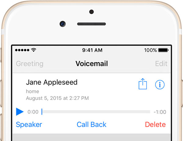 How to Delete Voicemail on iPhone or Android Permanently