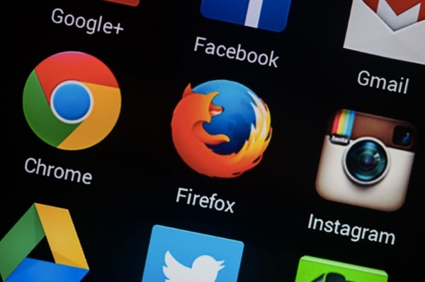 Отключить Cookies в Firefox