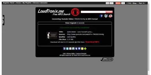Laden Sie kostenlos mp3 von Loudtronix herunter