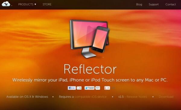Reflector herunterladen