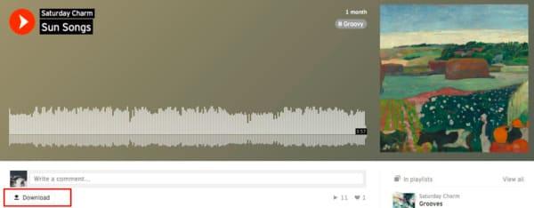Laden Sie Soundcloud Official herunter