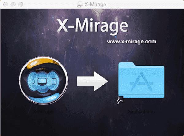 Laden Sie X-Mirage herunter