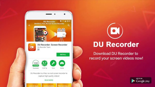 DU Screen Recorder