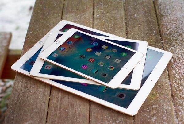 Выход из режима iPad DFU